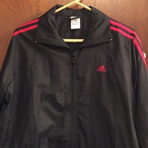 ADIDAS lightweight jacket for boys size L